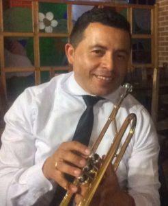 Pedro Abelardo Coronado Director Escuela de Música de Moniquirá