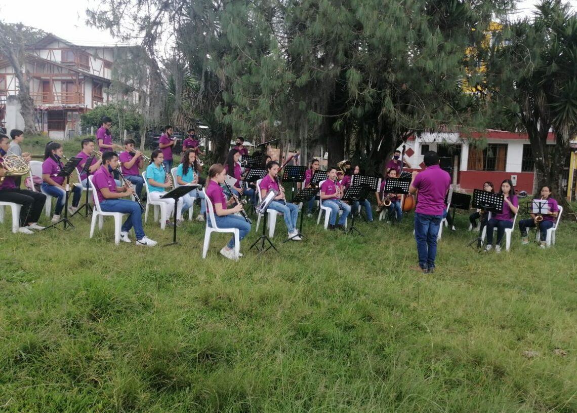 Banda prácticas 3