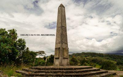 Obelisco Alto del Mazamorral