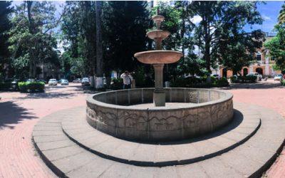 Parque Simon Bolivar panoramica